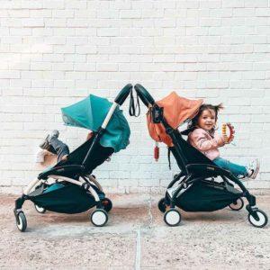 Детские коляски Babyzen